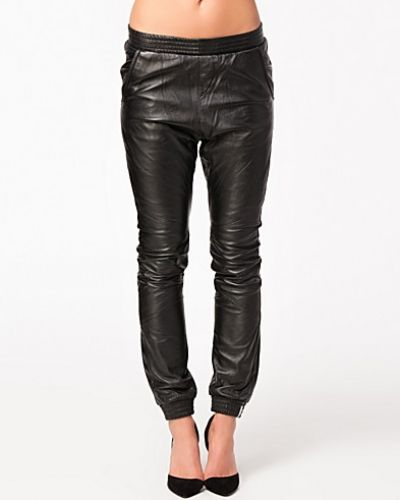 One Teaspoon Leather Trackies
