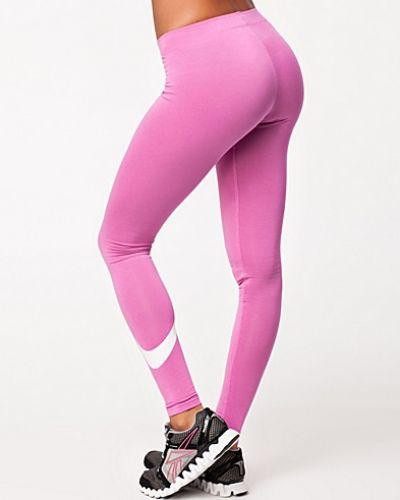 Leg-A-See Large Swoosh Nike träningstights till dam.