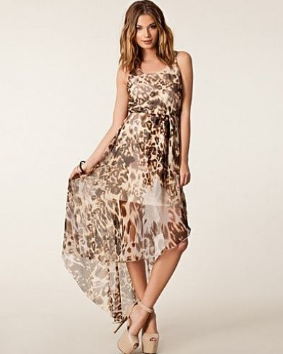 Vero Moda Leopada Long Dress