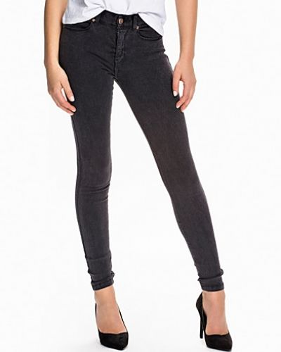 Lexy Black Dr Denim slim fit jeans till dam.