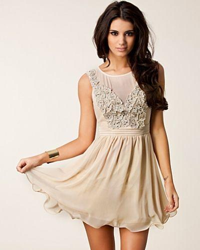 Studentklänning Lexy Flower Dress från Little Mistress