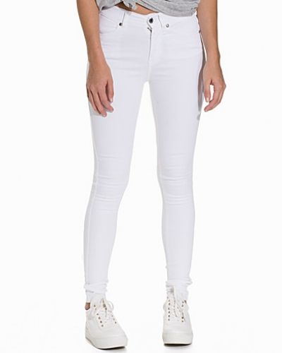 Dr Denim Lexy White