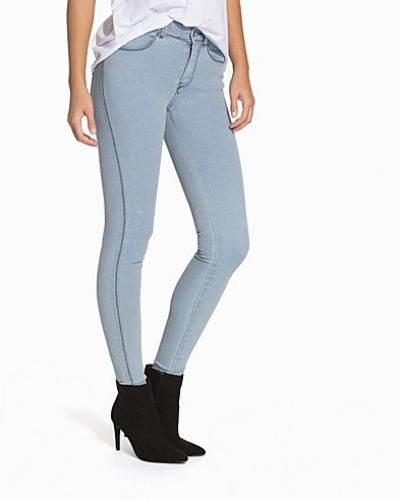 Slim fit jeans från Dr Denim till dam.
