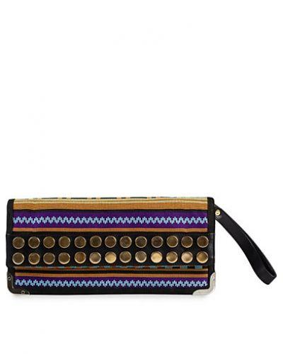 Till tjejer från Msgm, en flerfärgad kuvertväska.