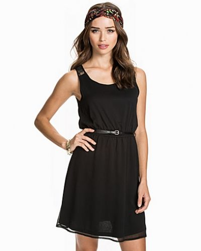 ONLY Lia Lace SL Belt Dress