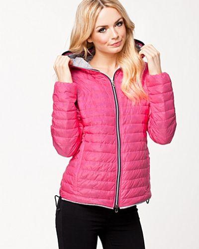 Till dam från Duvetica, en rosa övriga jacka.