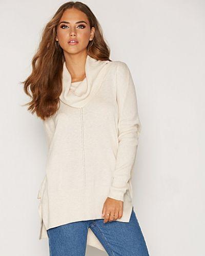 Till dam från Miss Selfridge, en brun stickade tröja.