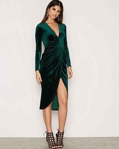 NLY One Like A Cat Wrap Dress