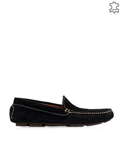 svarta loafers herr