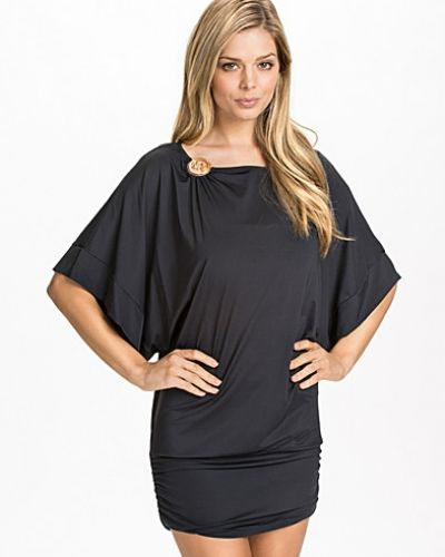 MICHAEL Michael Kors Logo Solids Cover Up
