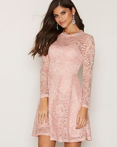 Maxiklänning Long Sleeve Lace Dress från Sisters Point