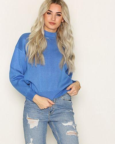 Blå sweatshirts från New Look till dam.
