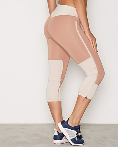 NLY SPORT Long Zip Crop Tights