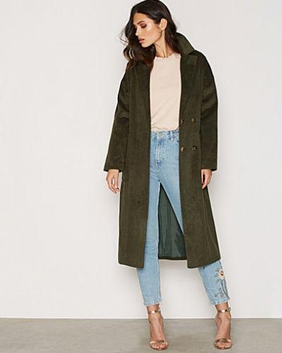 Topshop Longline Slouch Coat