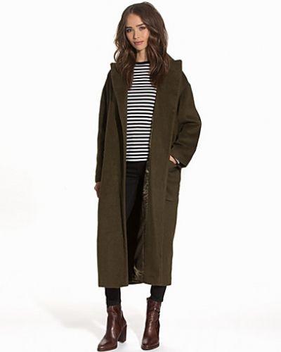 Topshop Longline Slouchy Coat