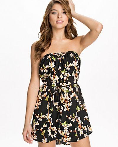 NLY Blush Loose fit print dress