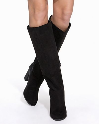 Nly Shoes Loose Knee High Boot
