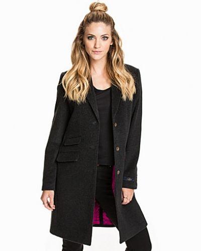 Morris Wool Long Coat