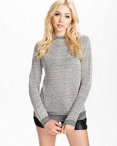 Love Net Sweater Dagmar stickade tröja till dam.