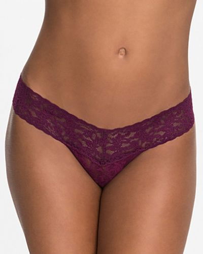 Low Rise Lace Thong Hanky Panky stringtrosa till tjejer.
