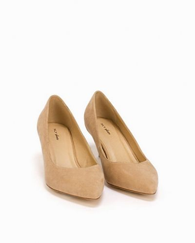 Nly Shoes Low V-cut Pump