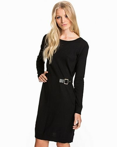 MICHAEL Michael Kors LS Buckle Sweater Dress