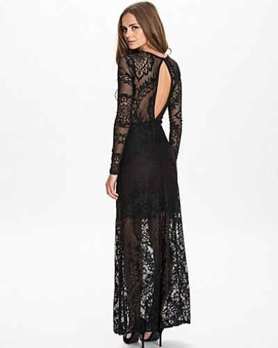 Miss Selfridge LS Lace Maxi