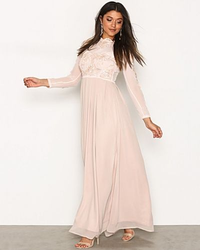 Ax Paris LS Maxi Dress
