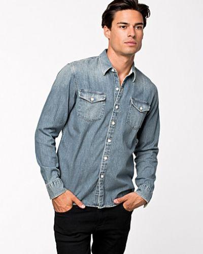 c527dcca09f4 Levis - LS Truckee Western Shirt. Jeansskjorta LS Truckee Western Shirt från  Levis