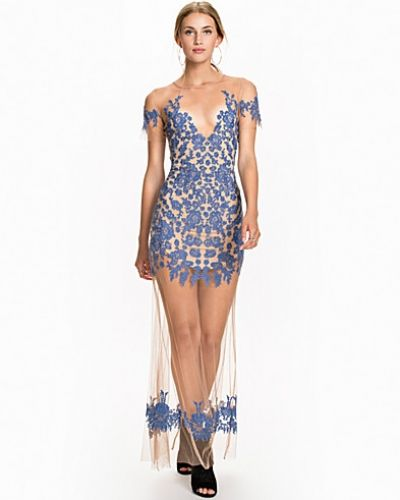 For Love & Lemons Luau Maxi Dress