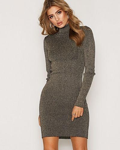 Festklänning Lurex Knit Dress från NLY Trend