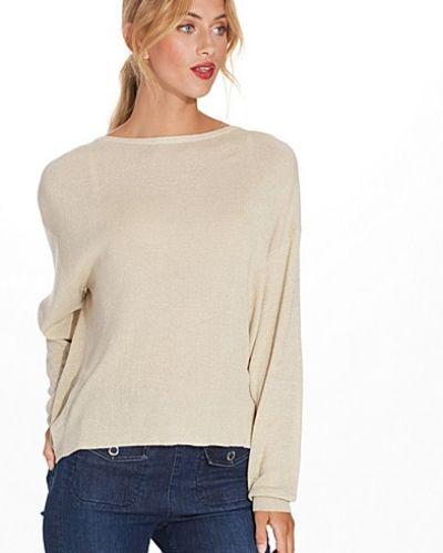 Lurex Sweater Filippa K stickade tröja till dam.