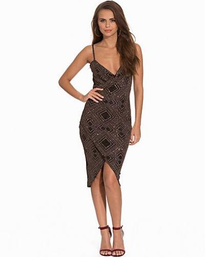 NLY One Lurex Wrap Dress