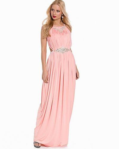 LUX Diamond Gown Nly Eve maxiklänning till dam.