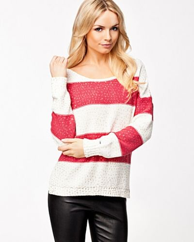 Luz Sweater Hilfiger Denim stickade tröja till dam.