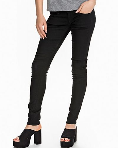 Lynn Mid Skinny 60885 G-Star straight leg jeans till dam.