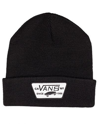 Till herr från Vans, en svart mössa.