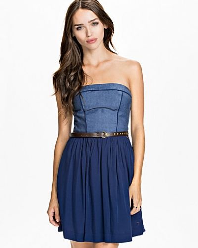 Hilfiger Denim Mabella Strapless Dress