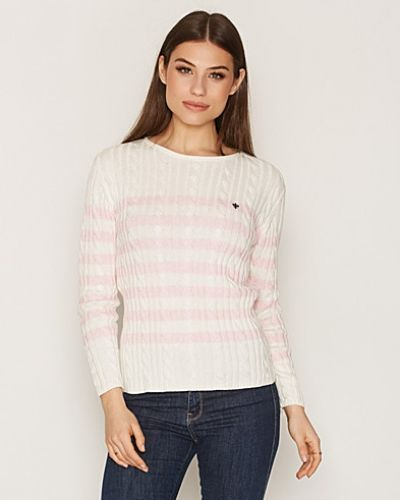 Stickade tröja Madeleine Knit från Morris