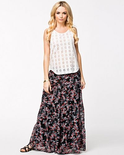 ONLY Malta Aop Maxi Skirt