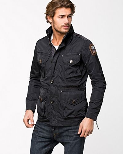 man parajumpers portland jacket bush; parajumpers portland masterpiece jacket black