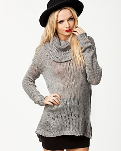ONLY Mandy Rollneck Long Top
