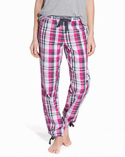Björn Borg Mattres Check Poplin Pyjama Pant