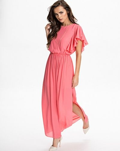 John Zack Maxi Floaty Sleeve Dress