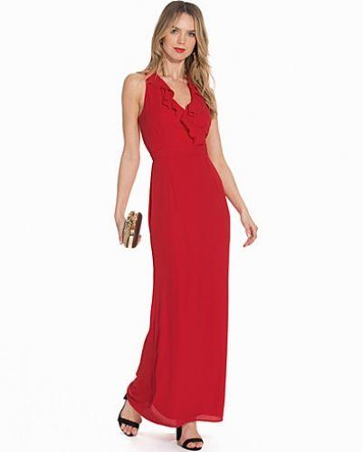 Till dam från Elise Ryan, en röd maxiklänning.