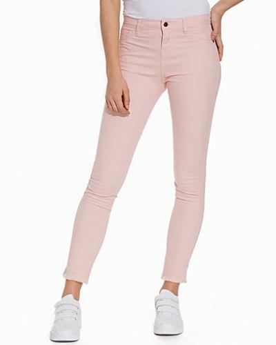 Maya High Pink Jeggings Rut&Circle blandade jeans till dam.