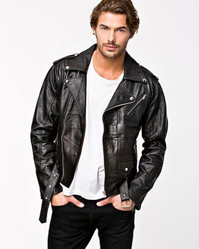 biker jacket herr