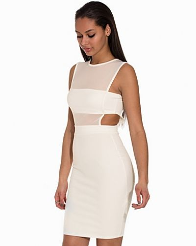 NLY One Mesh Bandeau Dress