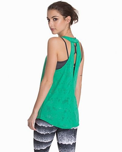 Mesh It Up Layer Tank Puma träningslinnen till dam.