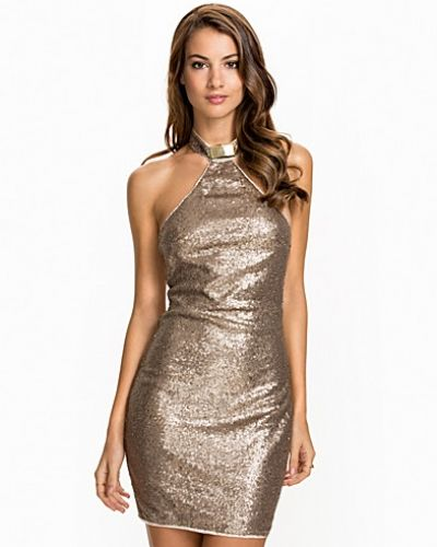 NLY One Metal Collar Dress